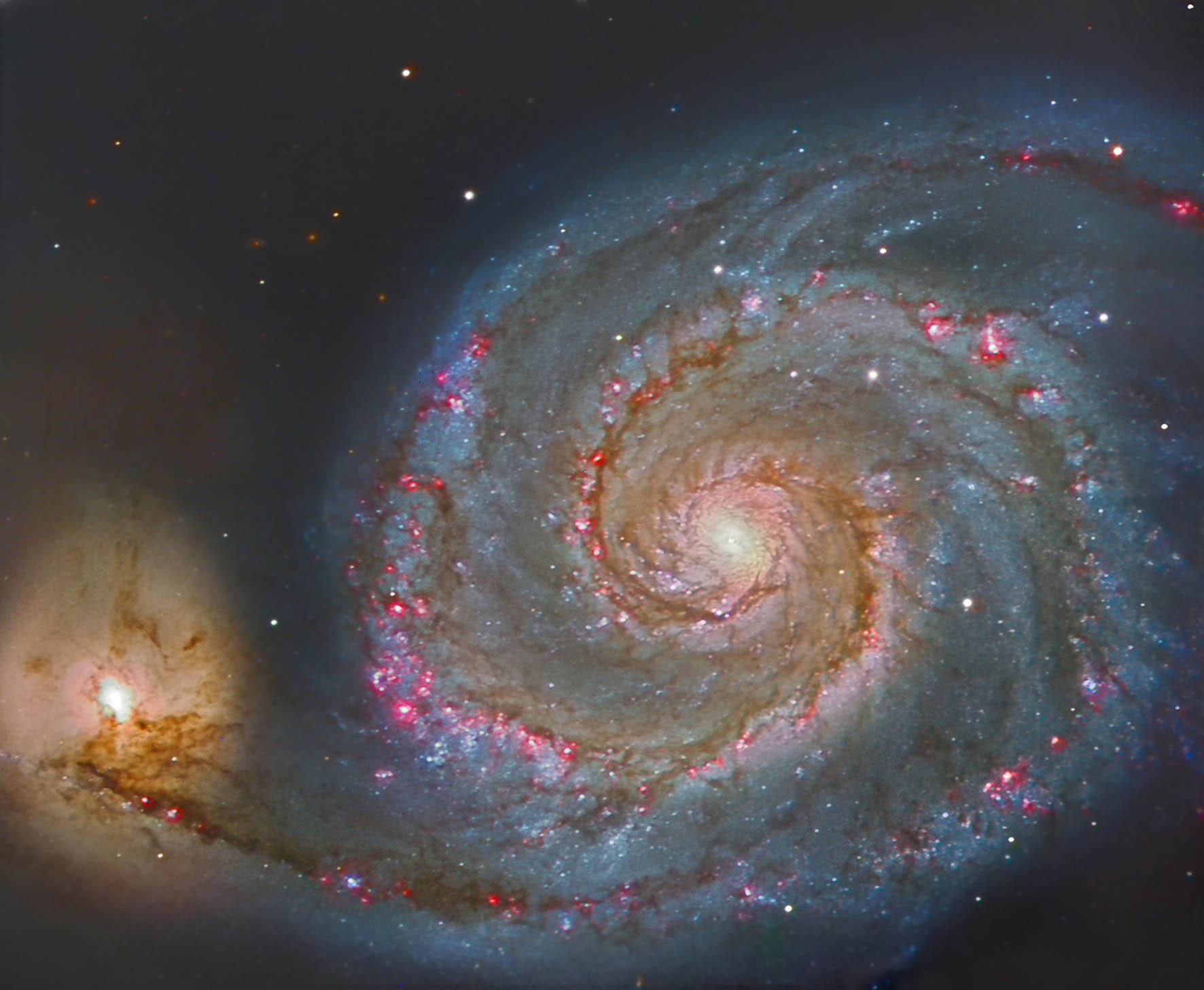 nebulosas planetarias (imágenes + info)