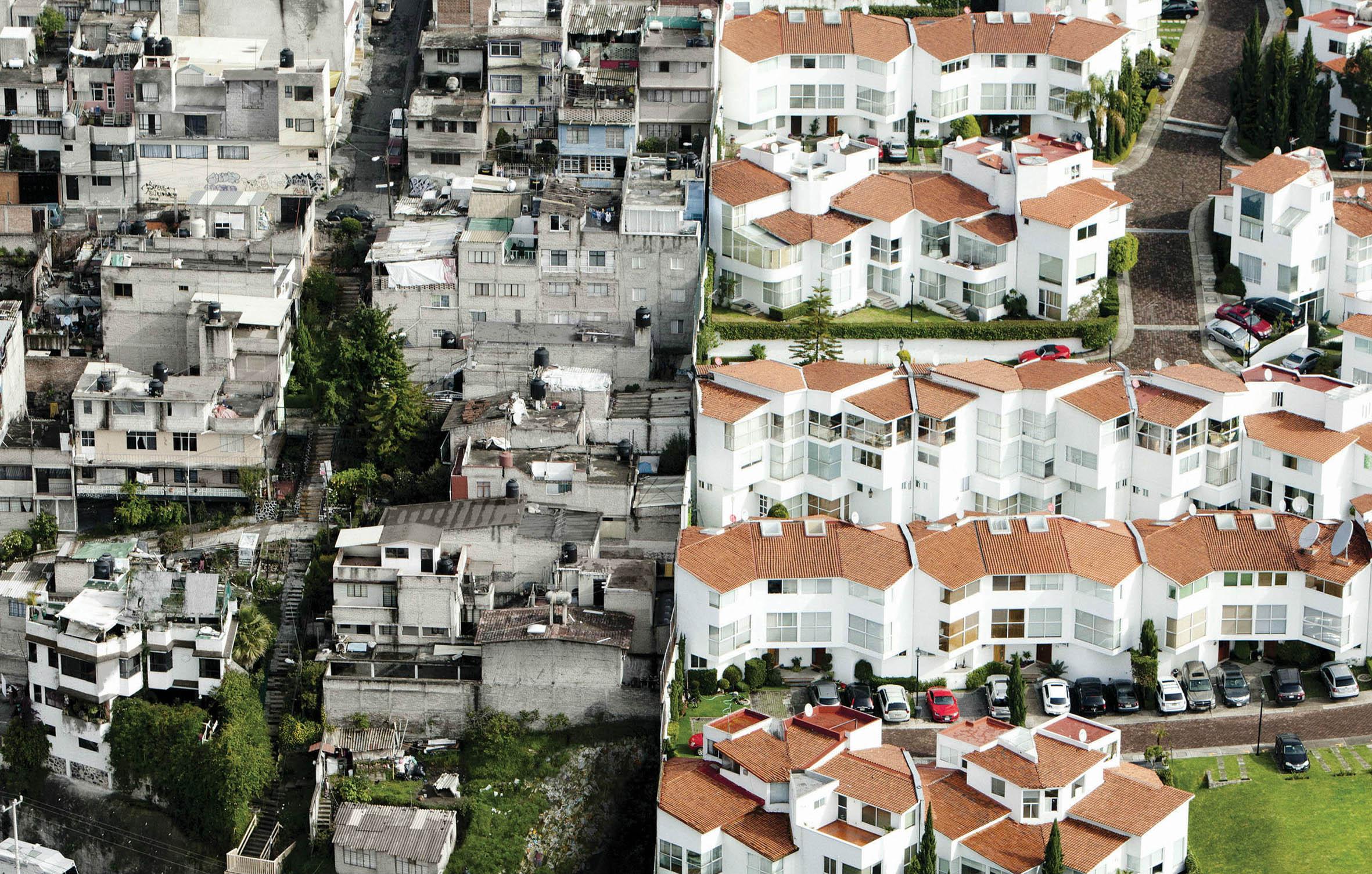 En México aumentó la desigualdad en los últimos 30 años