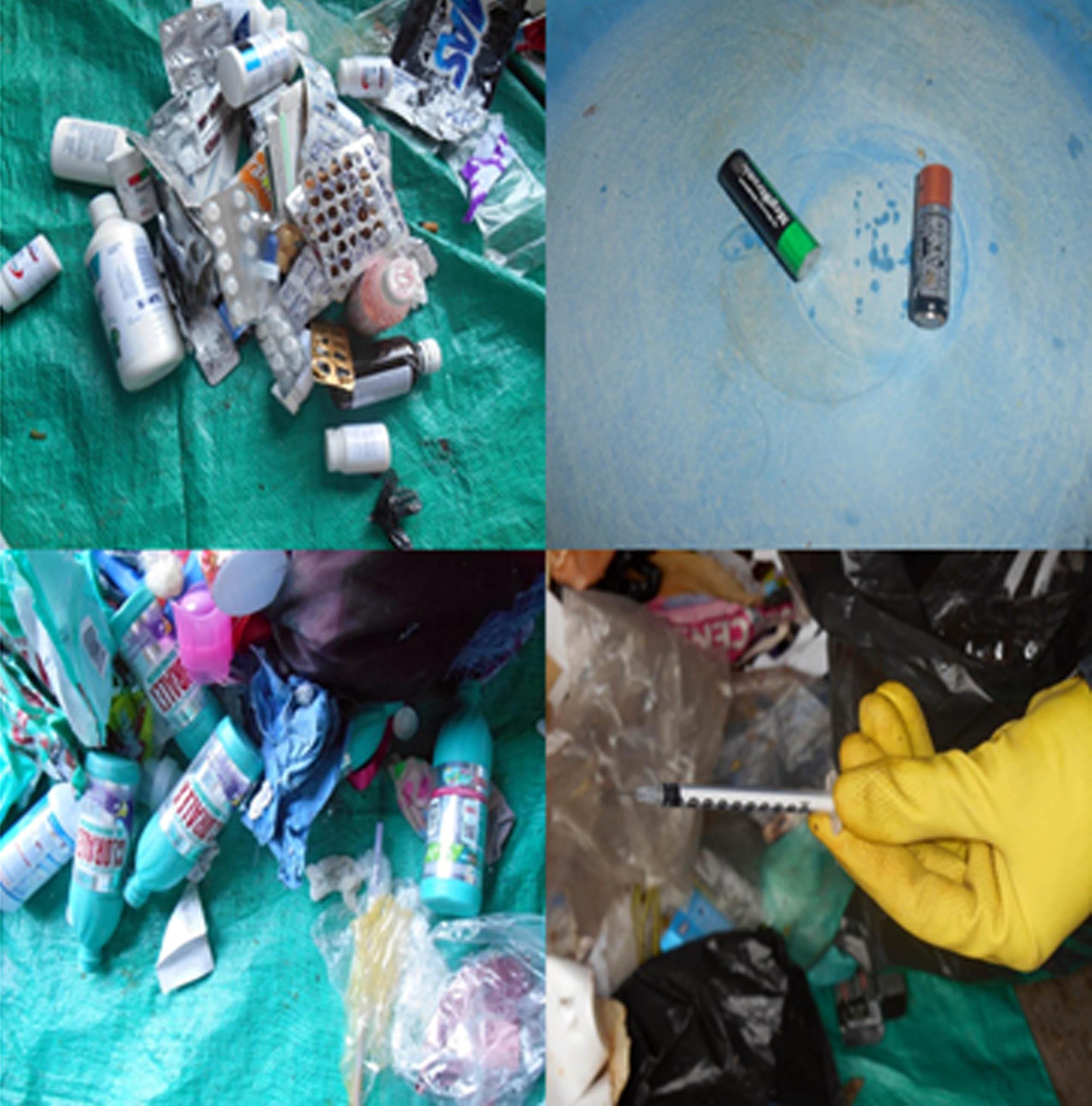Aún incipientes, planes de manejo de residuos domésticos peligrosos-UNAM