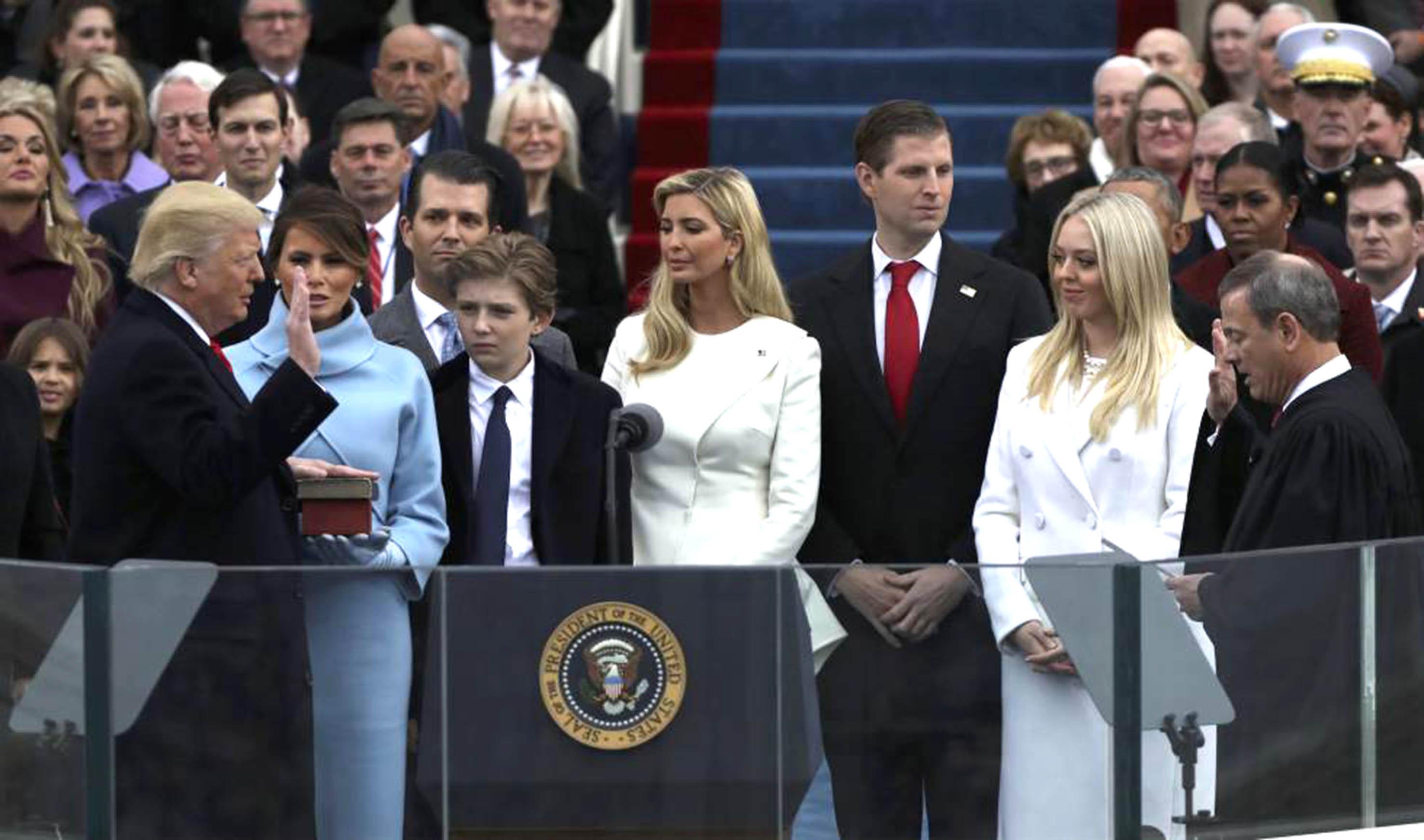 El gabinete del presidente de Estados Unidos es el alter ego-UNAM