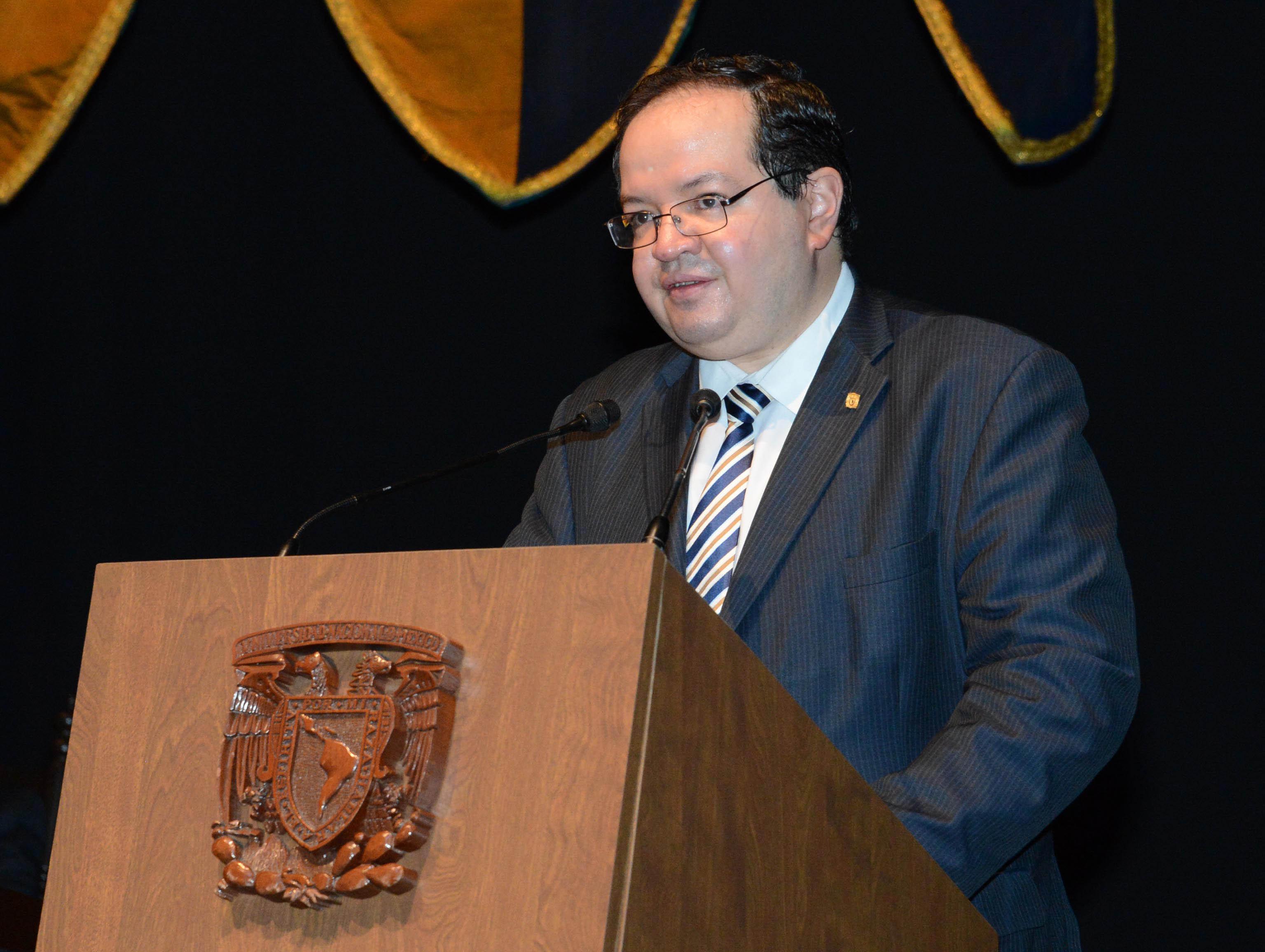 Asume la UNAM el reto de salvaguardar la seguridad de su comunidad: Leonardo  Lomelí