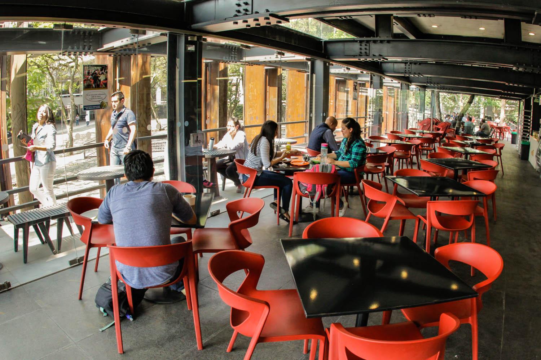 Por Su Arquitectura Distinguen A La Cafeter A De La