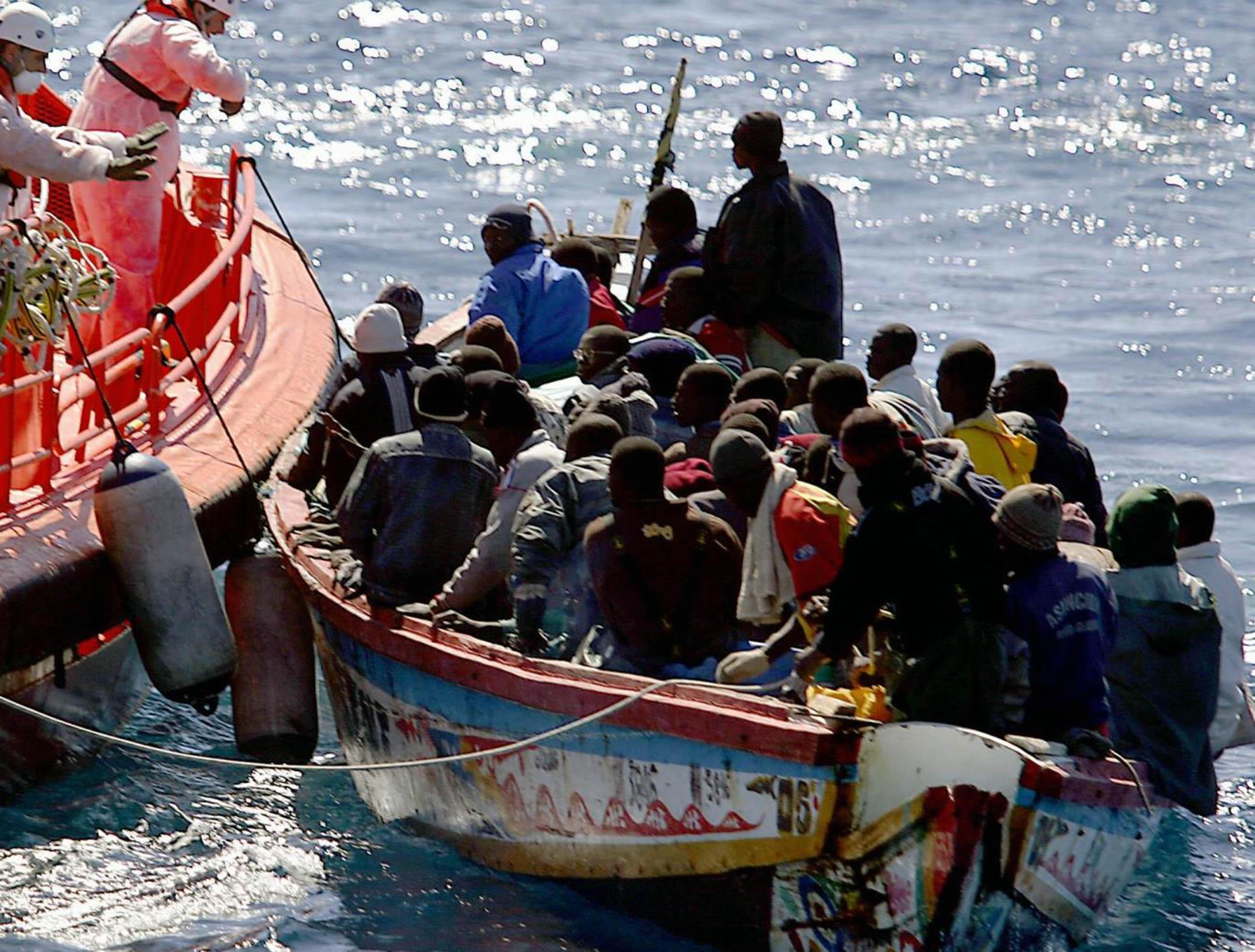 Solidaridad o indiferencia, debate de países europeos ante ola de inmigrantes-UNAM