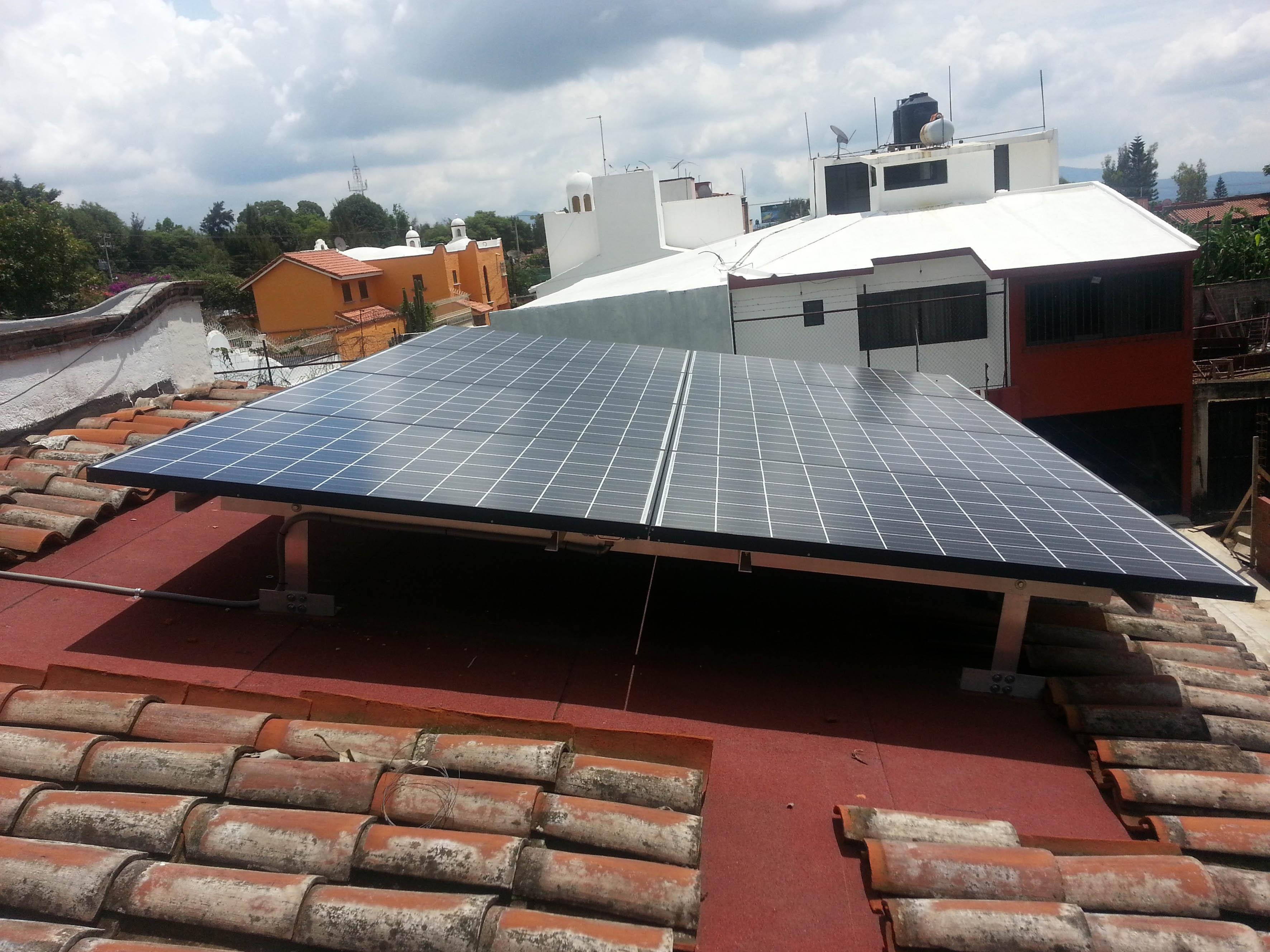 En cinco años , las celdas solares serán la fuente de energía más económica-UNAM