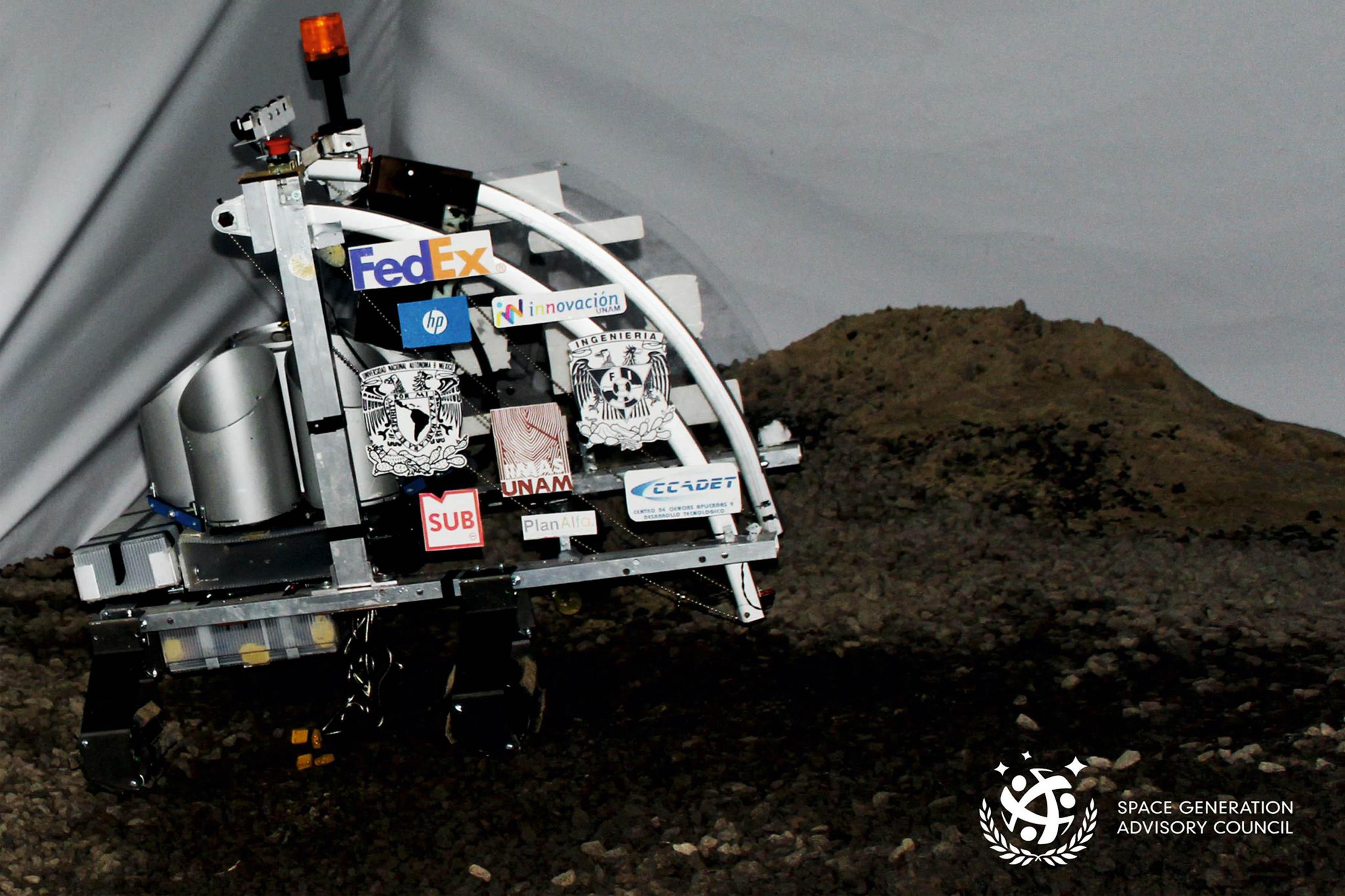 Concluye con éxito misión análoga a Marte-UNAM