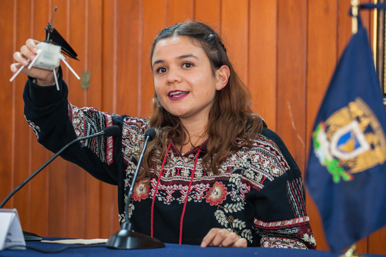 Mujeres mexicanas en la NASA