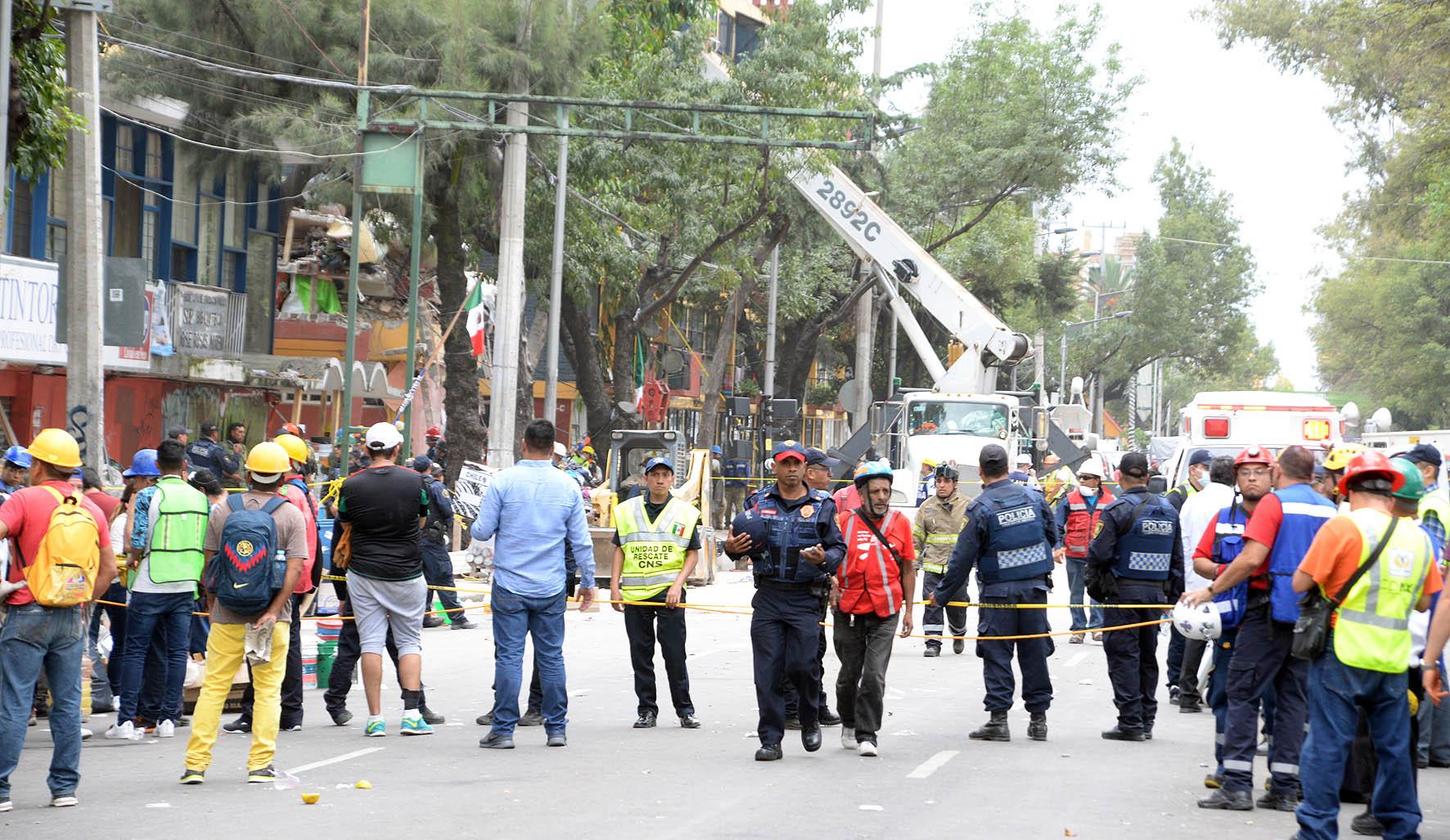 Quienes vivieron el temblor, susceptibles de tener estrés postraumático-UNAM