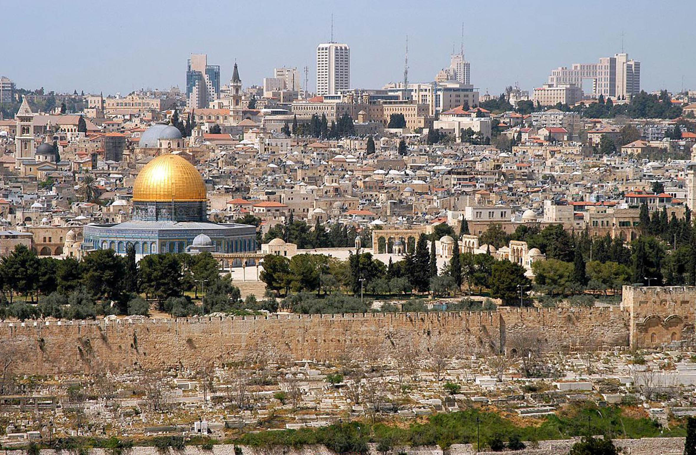Nombrar a Jerusalén capital de Israel va contra derecho internacional-UNAM