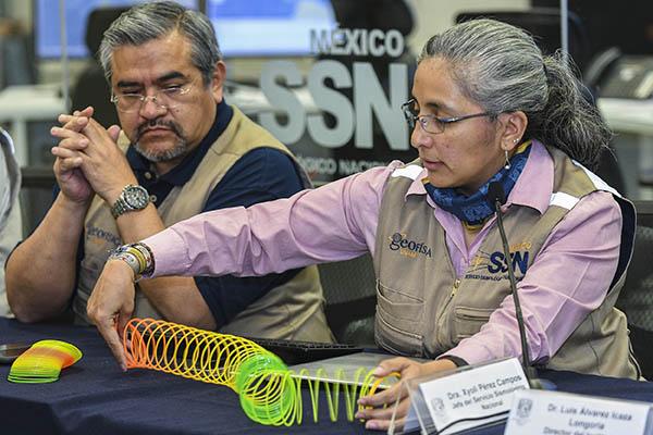 Instalará UNAM estaciones temporales para sismos