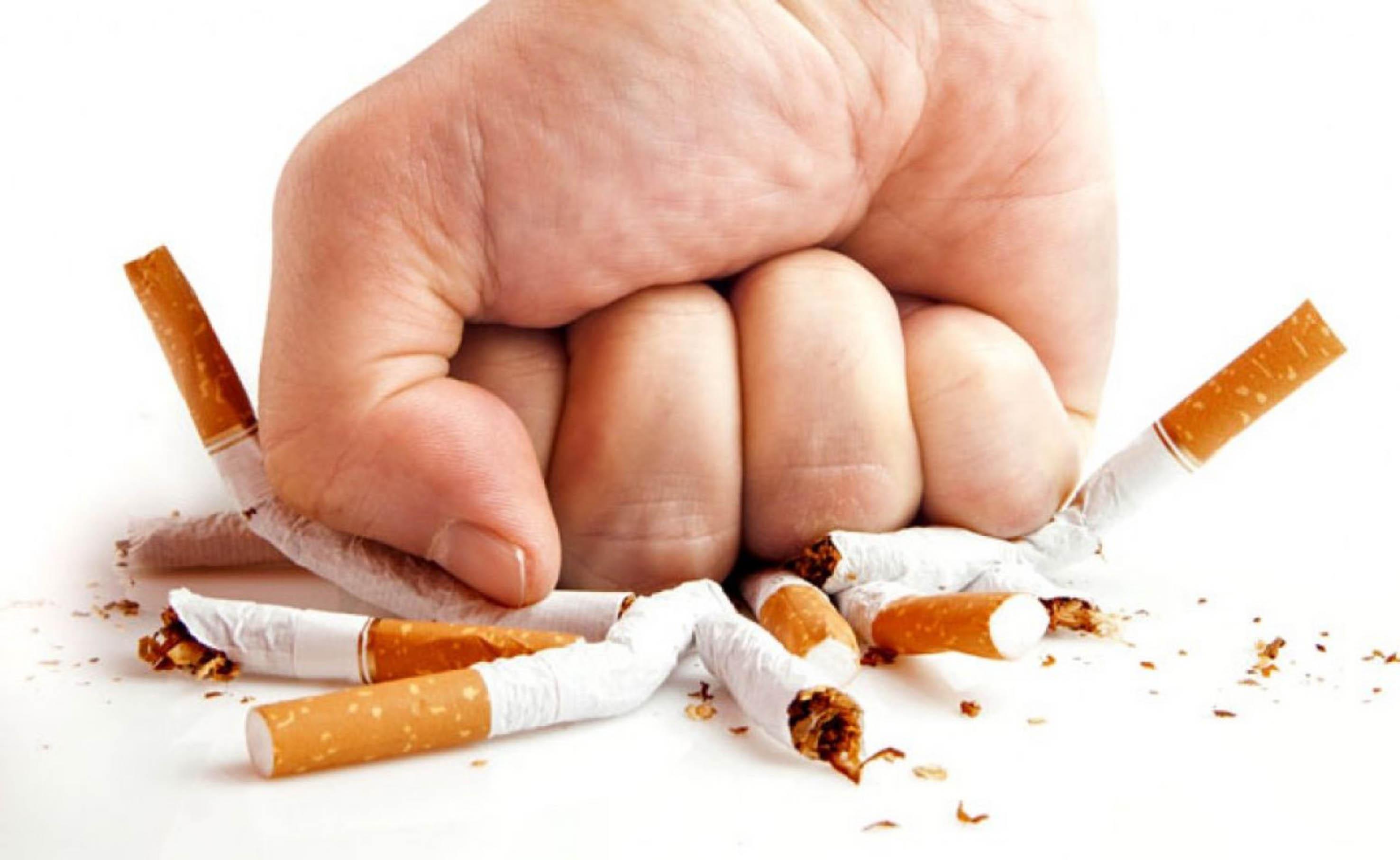 Porque el tabaquismo es una enfermedad